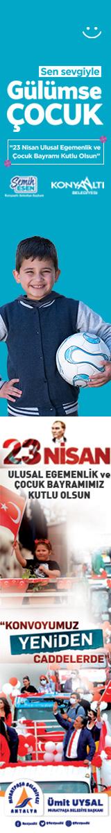 Sitenin sağında bir giydirme reklam